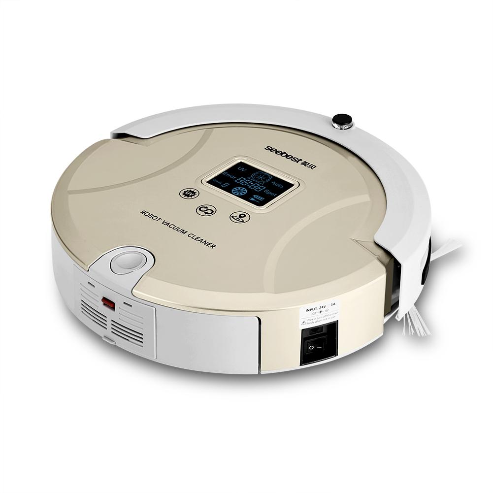 robot aspirateur laveur nettoyeur automatique avec. Black Bedroom Furniture Sets. Home Design Ideas