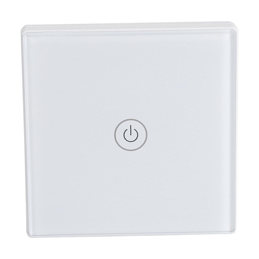 433mhz funk licht schalter drahtlose fernbedienung touch panel receiver set gl ebay. Black Bedroom Furniture Sets. Home Design Ideas