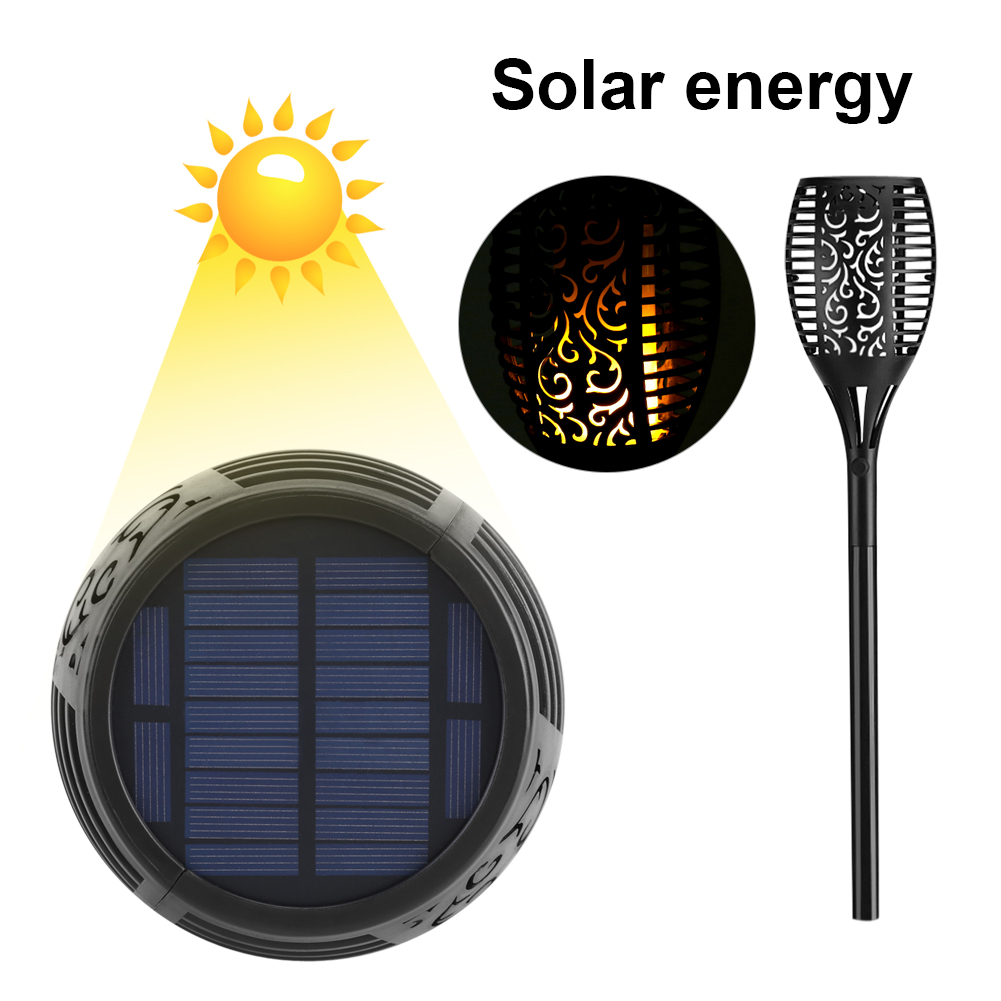 2 x 96 led solar lampe gartenleuchte garten beleuchtung licht wasserdicht ebay. Black Bedroom Furniture Sets. Home Design Ideas