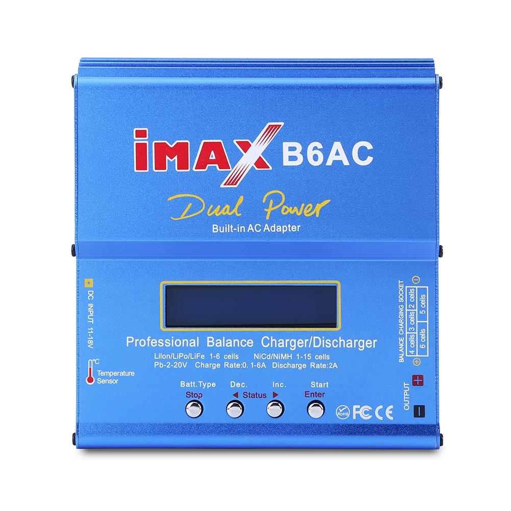 80W-IMAX-B6AC-LCD-Digital-Lipo-NiMh-NiCd-Battery-Balance-Charger-RC-Accessory-S thumbnail 21