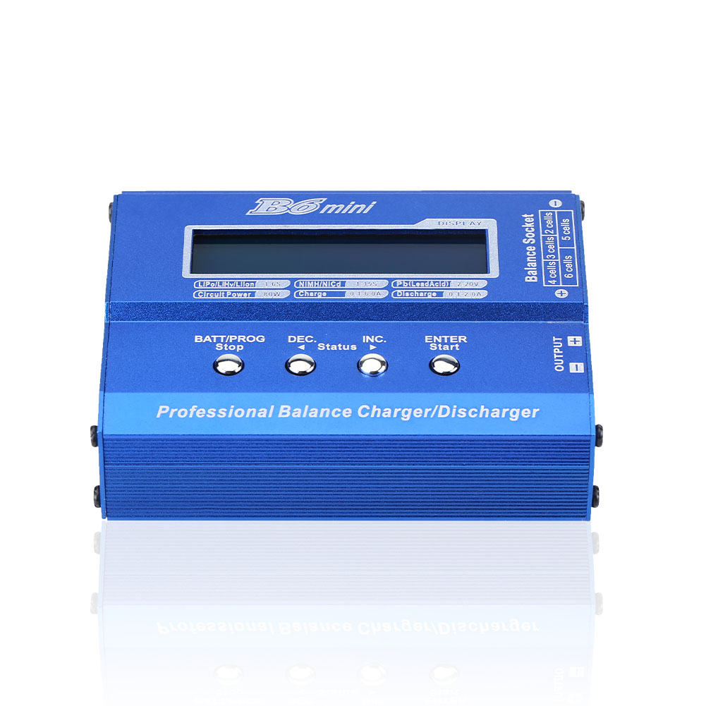 80W-IMAX-B6AC-LCD-Digital-Lipo-NiMh-NiCd-Battery-Balance-Charger-RC-Accessory-S thumbnail 24