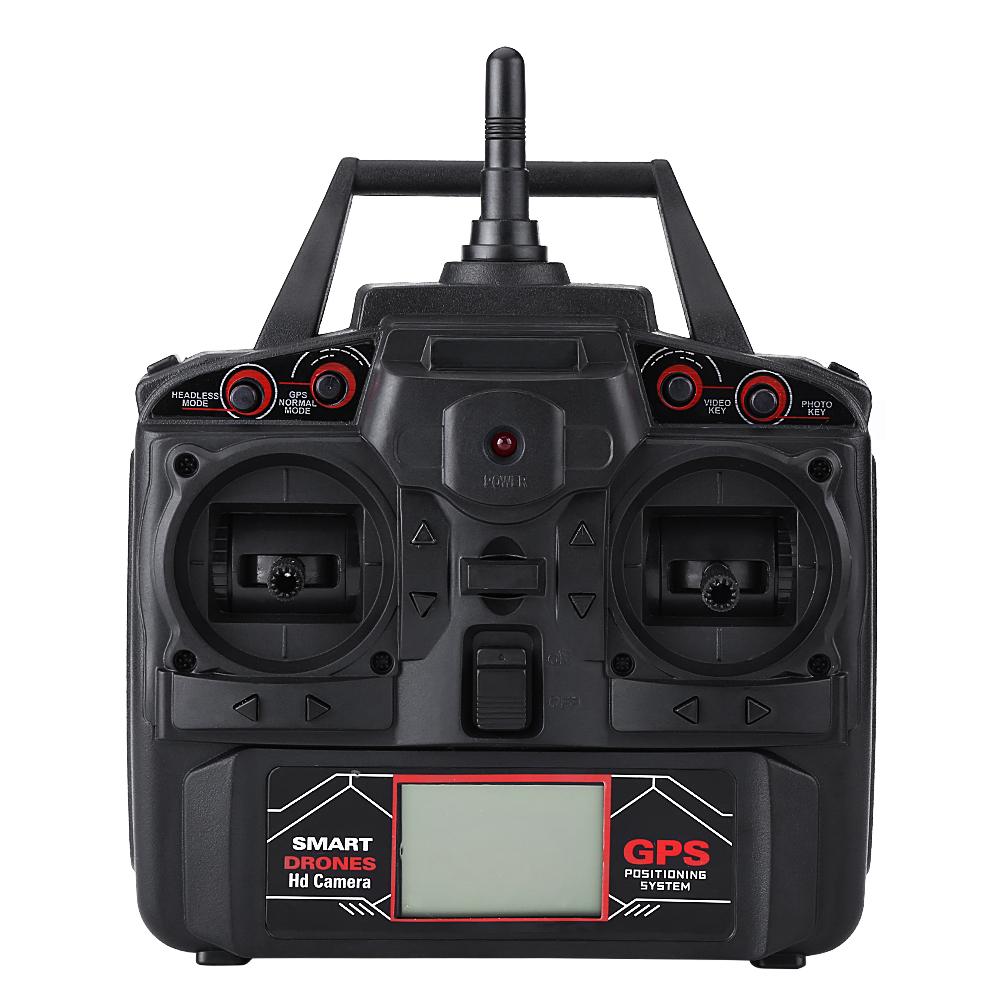 8 X183 Drones Quadcopter 2.4GHz  FPV FPV FPV GPS Remote Control Toy HD Camera ff2c11