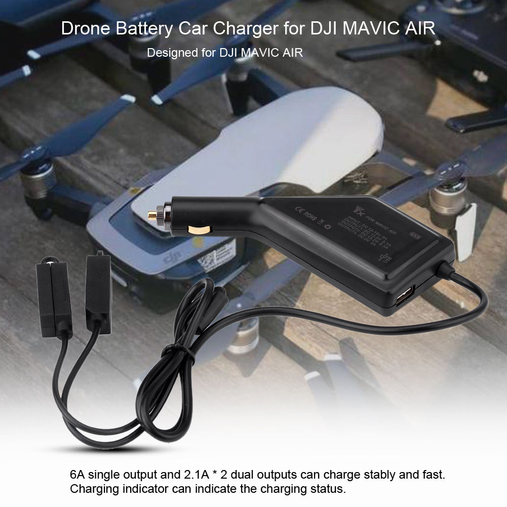 3Types-6-In1-Mavic-Air-Battery-Balance-Charger-