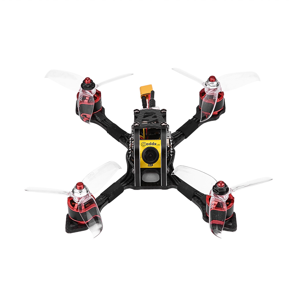 2 Types 144MM FPV Mini Multicopter Quadcopter Racing Drone Carbon ...