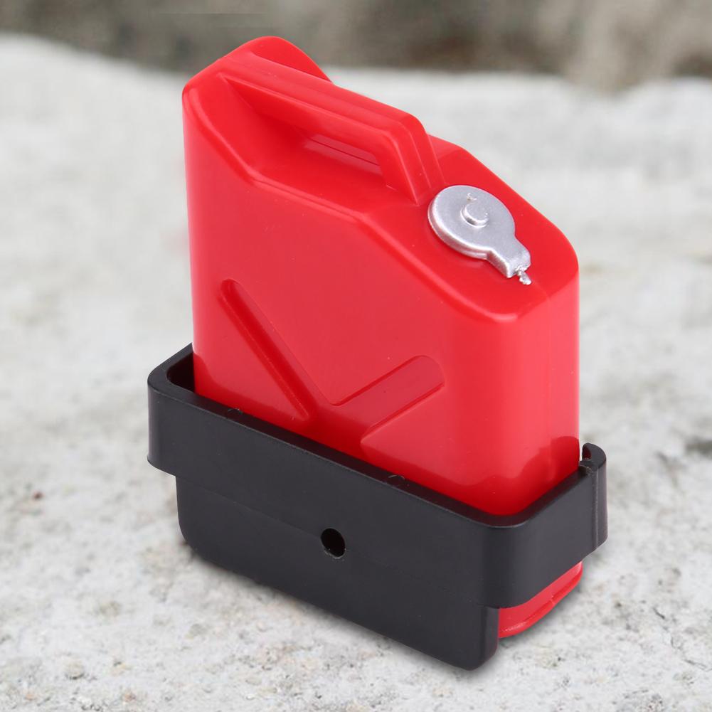 RC-Oil-Drum-Fuel-Drum-Plastic-Oil-Drum-Accessories-for-Rock-Crawler-1-10-Car-my miniature 18