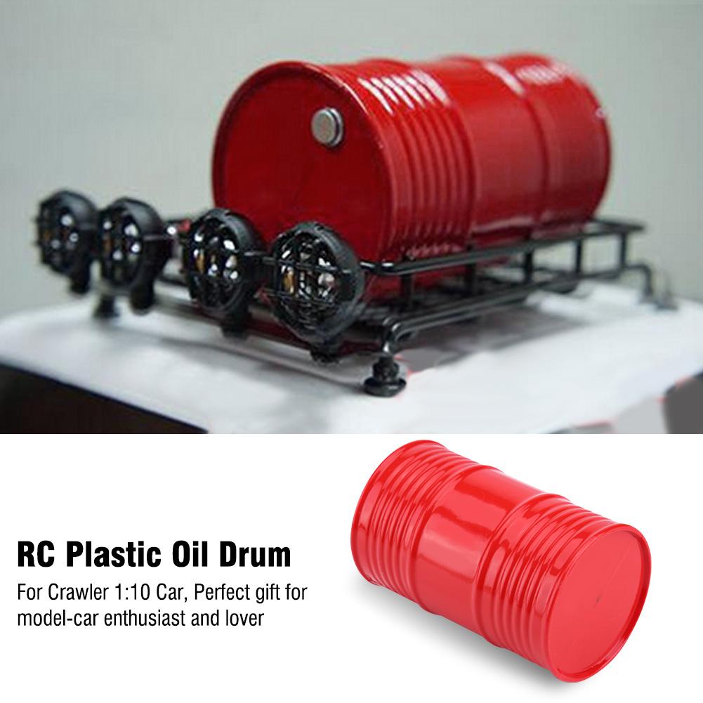 RC-Oil-Drum-Fuel-Drum-Plastic-Oil-Drum-Accessories-for-Rock-Crawler-1-10-Car-my miniature 15