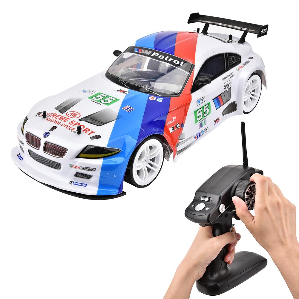 70km-h-Voiture-De-Course-Jouet-RC-Vehicule-1-10-4WD-Double-Batterie-LED-Phare