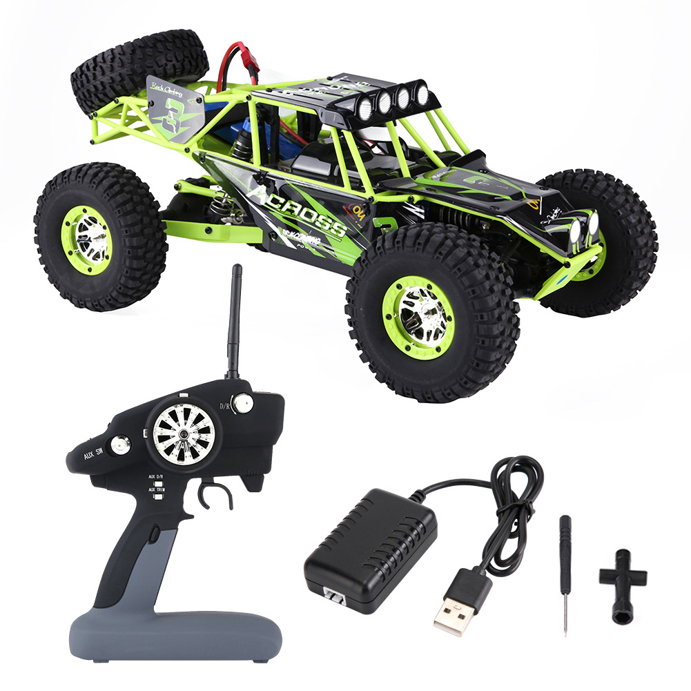WLtoys-1-10-Scale-RC-Rock-Crawler-2-4G-4WD-Off-road-Military-Truck-Car-Toy-Gift