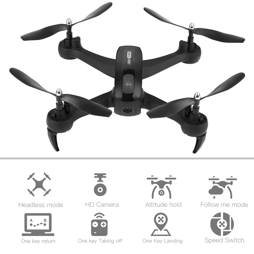 SH7 RC Quadcopter w  1080P HD Camera Wifi Wifi Wifi Transmission FPV Drone One Key Return e81a2d