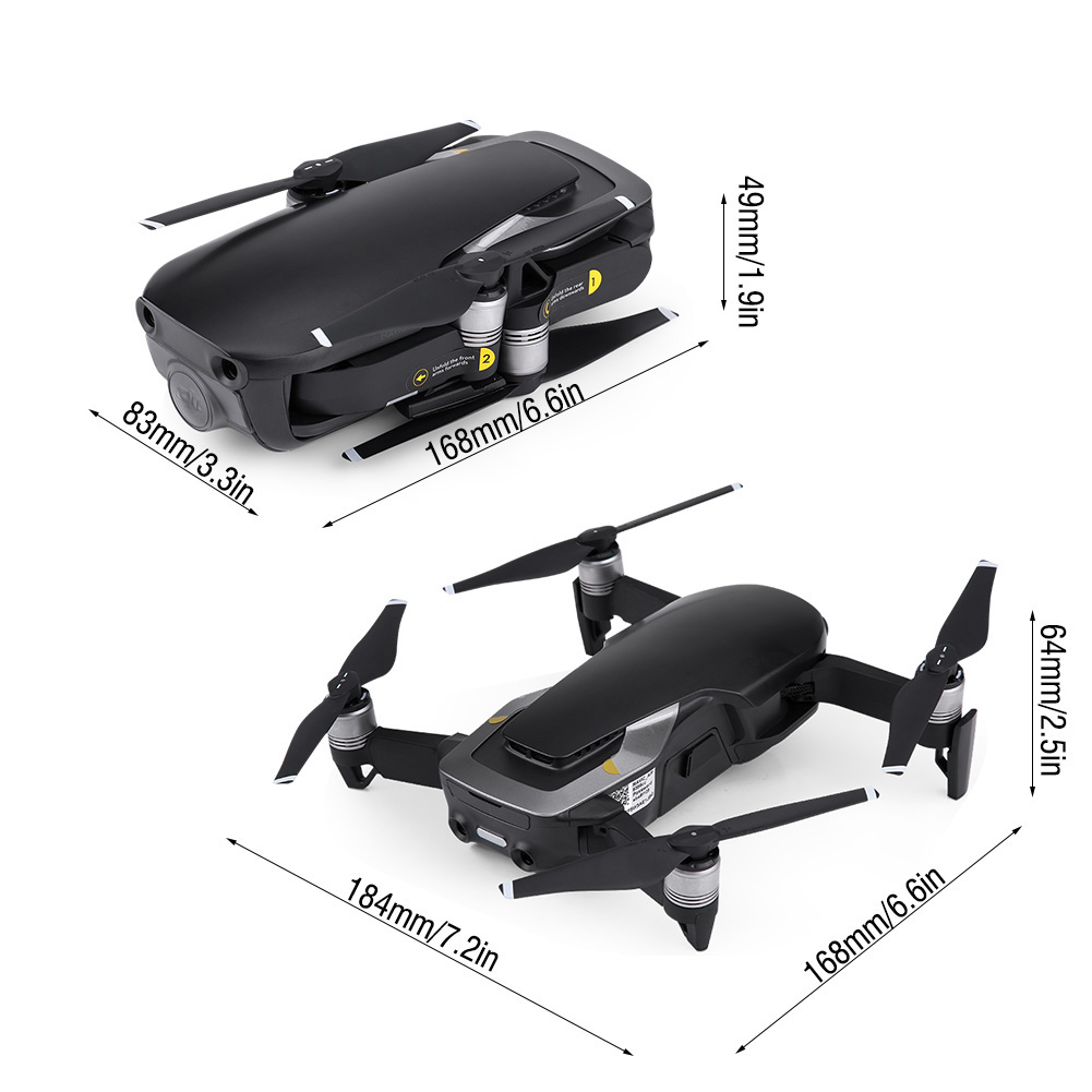 DJI-spark-Fly-more-Combo-Remote-Control-flying-camera-12MP-selfie-drone thumbnail 31