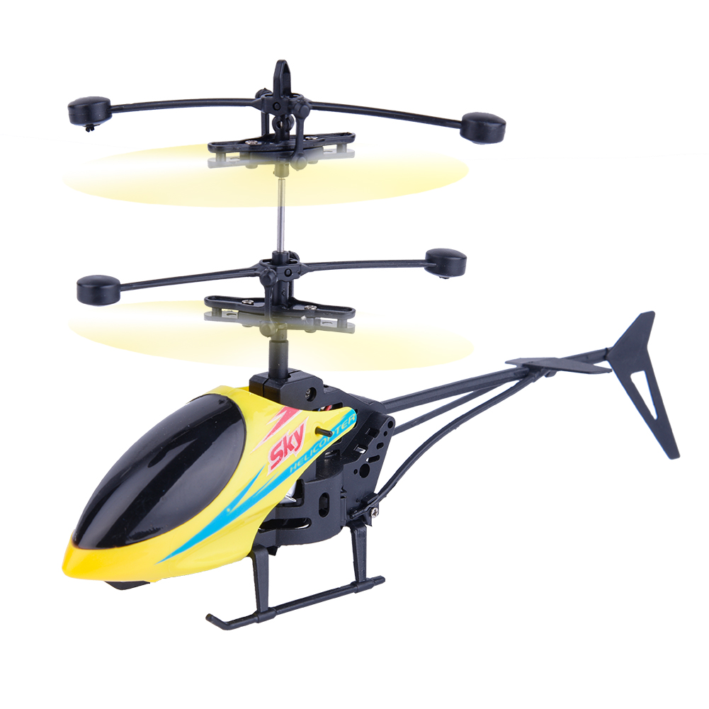 2-Canales-Mini-Helicoptero-de-Mano-Induccion-Modelo-Juguete-Con-Control-Remoto