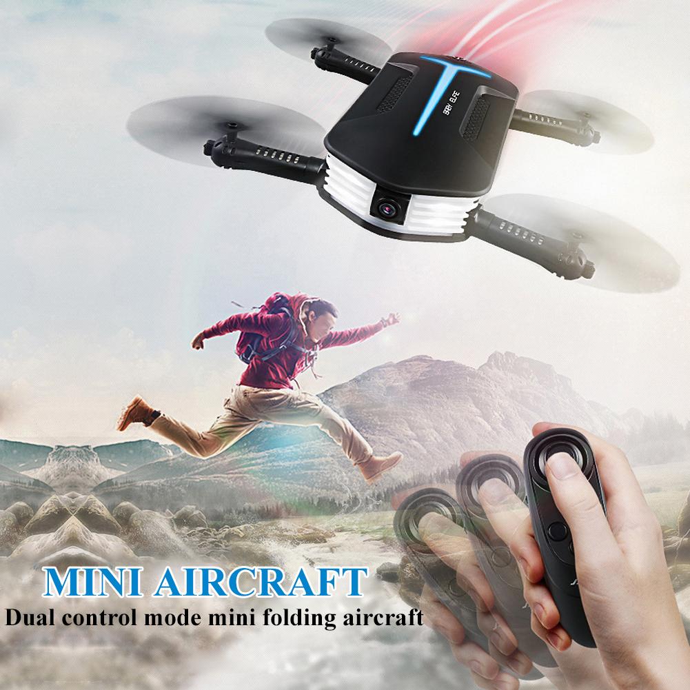 Faltbarer-WiFi-Fernbedienung-Drone-RC-Quadcopter-Hubschrauber-mit-720p-Kamera