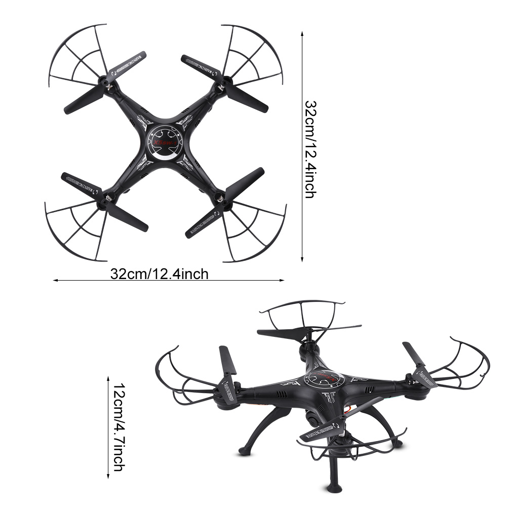 2-4G-4CH-Wifi-Telecommande-Gyro-RC-Quadcopter-Drone-Avec-Camera-HD-2-0MP
