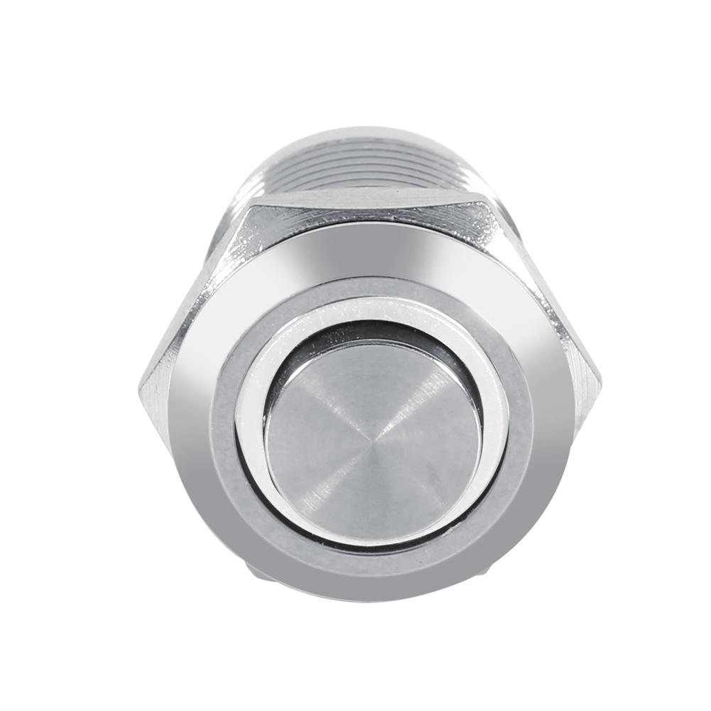 12mm-LED-Interruttore-a-pulsante-momentaneo-3V-impermeabile-Per-Moto miniatura 12