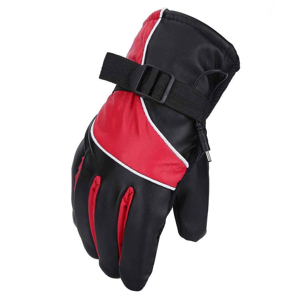 elektrisch beheizte handschuhe winddicht wasserdicht f r motorrad winter w rmer ebay. Black Bedroom Furniture Sets. Home Design Ideas