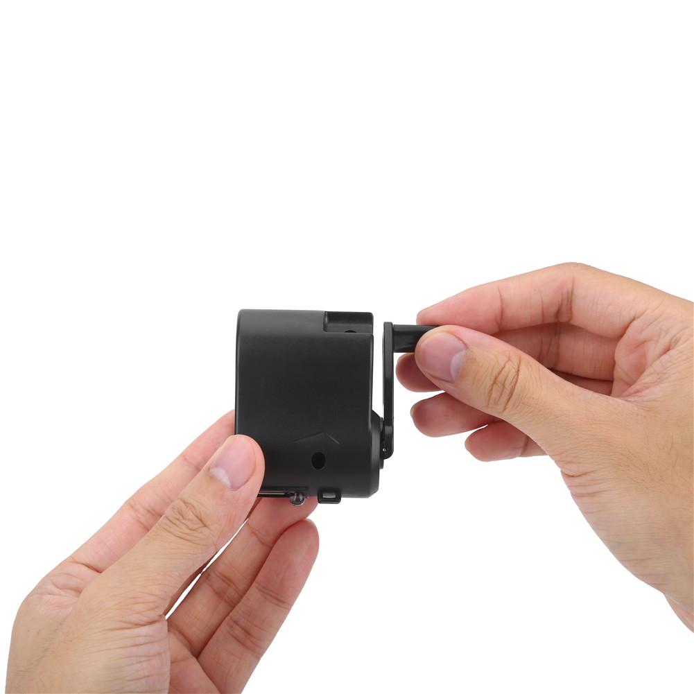 USB Portable Hand Crank Emergency Dynamo Charger Generator