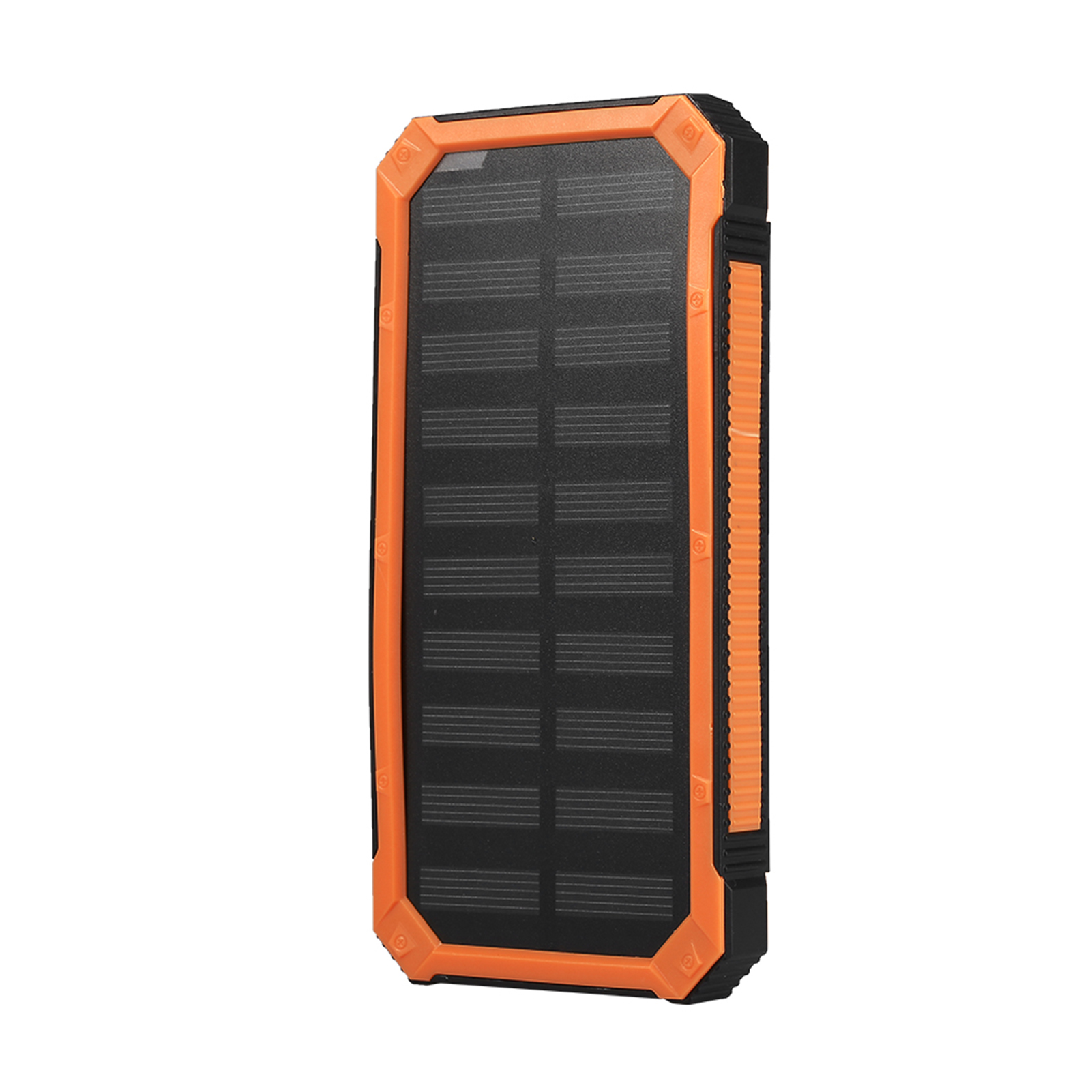 dual usb fast charge power bank case 20000mah solar. Black Bedroom Furniture Sets. Home Design Ideas