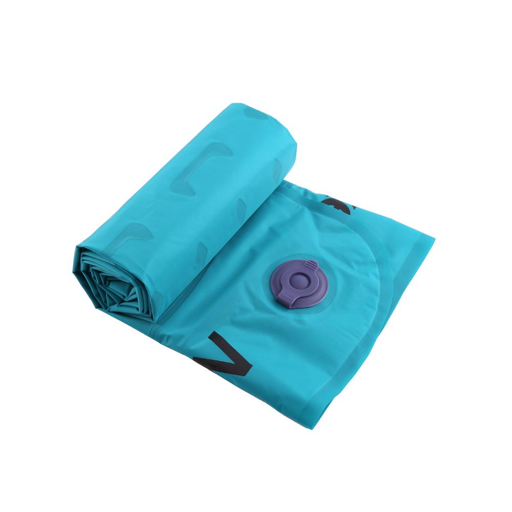 aufblasbare luftmatratze extra leichte camping matratze luftbett mit kissen ebay. Black Bedroom Furniture Sets. Home Design Ideas
