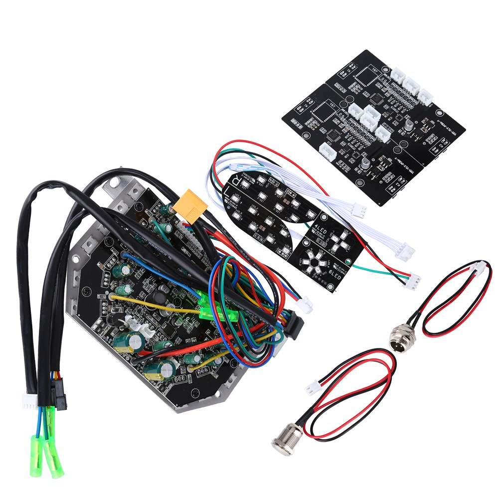 Circuit Board Led Indicator Main Motherboard Replacement Kit For Copper Prototype Pcb Universal Boardled Printed