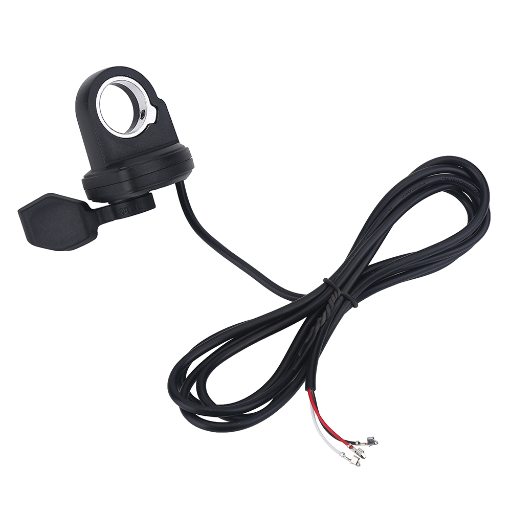 Accelerateur-de-Pouce-Vitesse-Control-pour-velo-electrique-Scooter-E-bike-noir miniature 6