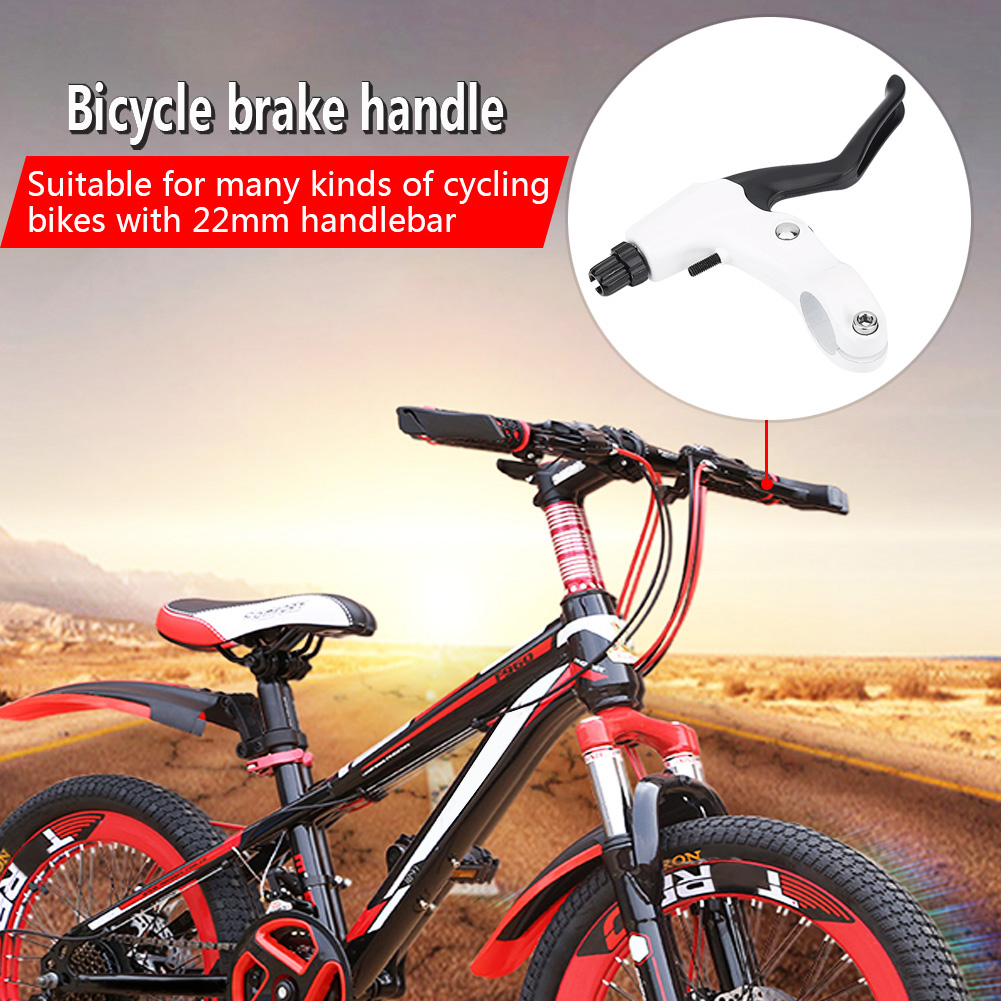 1 Pair Aluminium Alloy Bicycle Bike Brake Levers V-Brake for MTB Mountain Bike