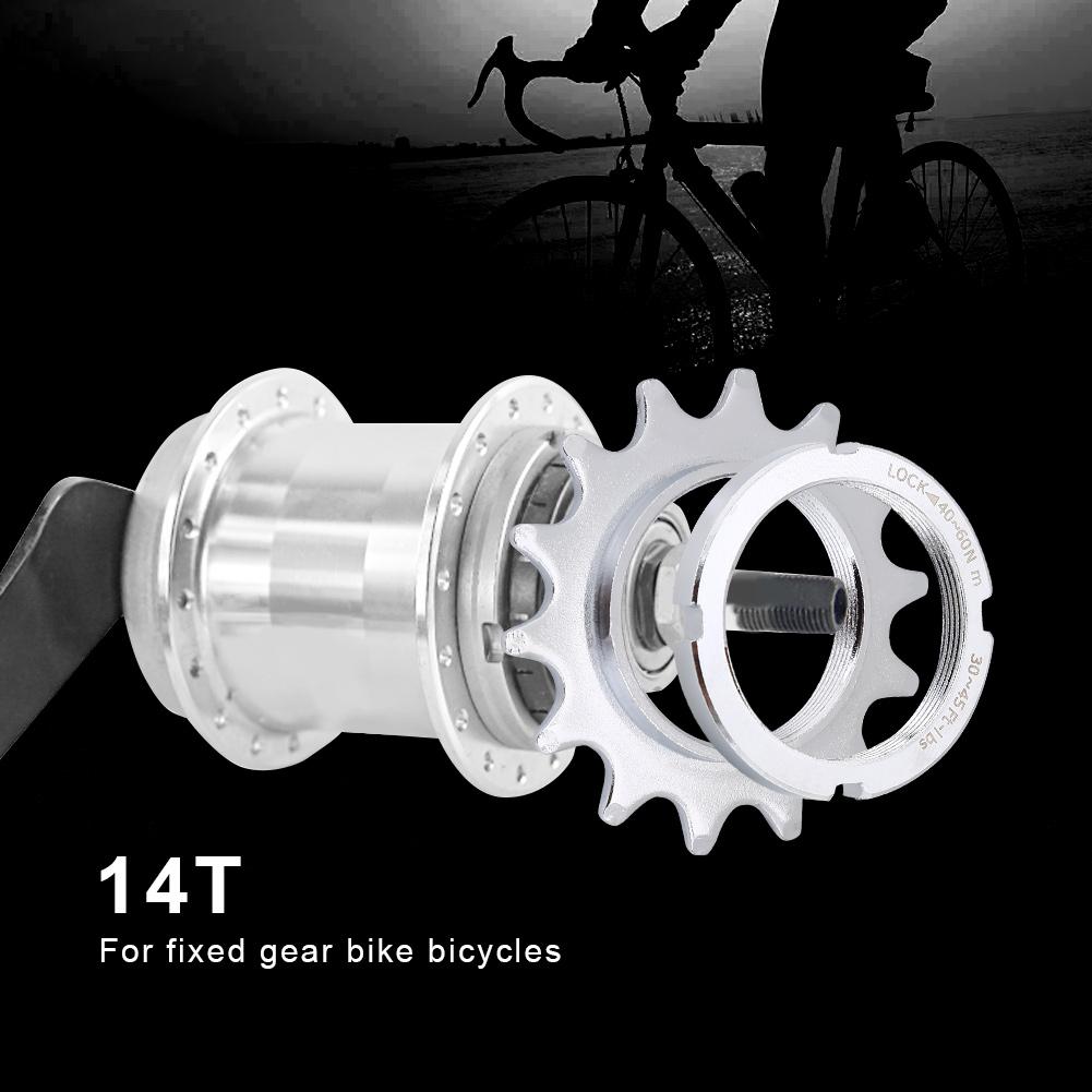 Universal-Fixed-Gear-Cog-13-14-15-16-Track-Bike-Single-Speed-Cogs-Lock-Ring-JA thumbnail 10