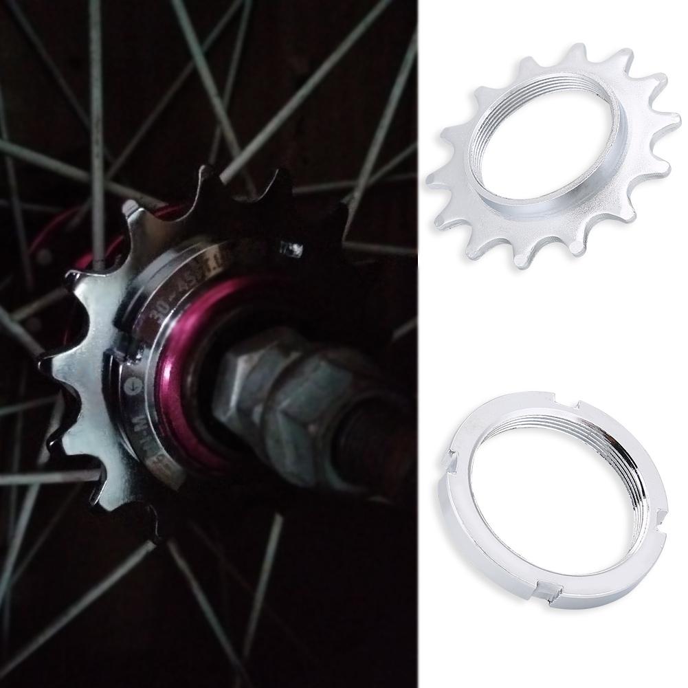 13//14//15//16//17//18T Fixed Gear Track Bike Single Speed 1//8inch Cog Lock Ring Call