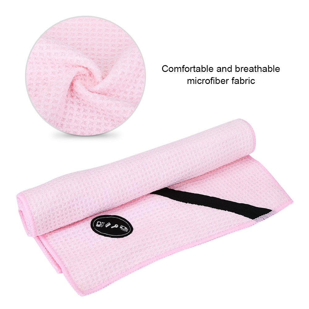 Microfiber-Soft-Towel-Water-Absorption-Fast-Drying-Golf-Towel-W-Zippered-Pocket thumbnail 63