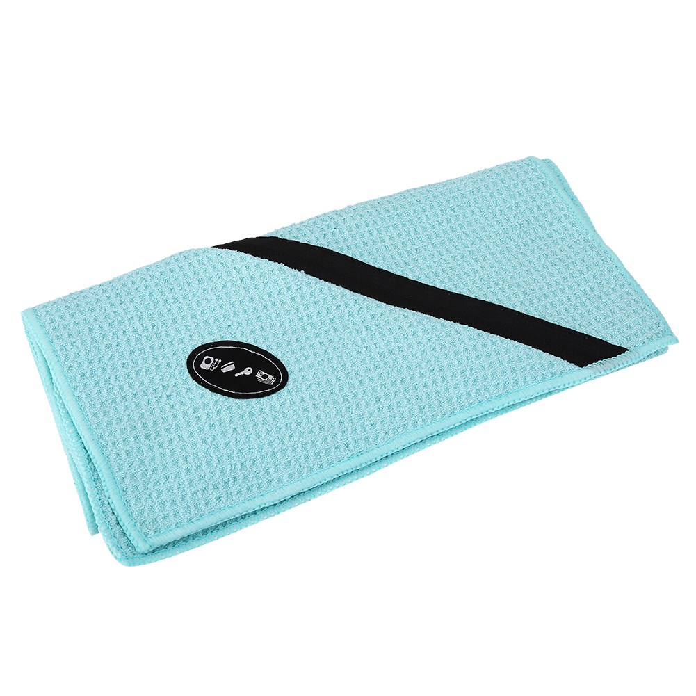 Microfiber-Soft-Towel-Water-Absorption-Fast-Drying-Golf-Towel-W-Zippered-Pocket thumbnail 86
