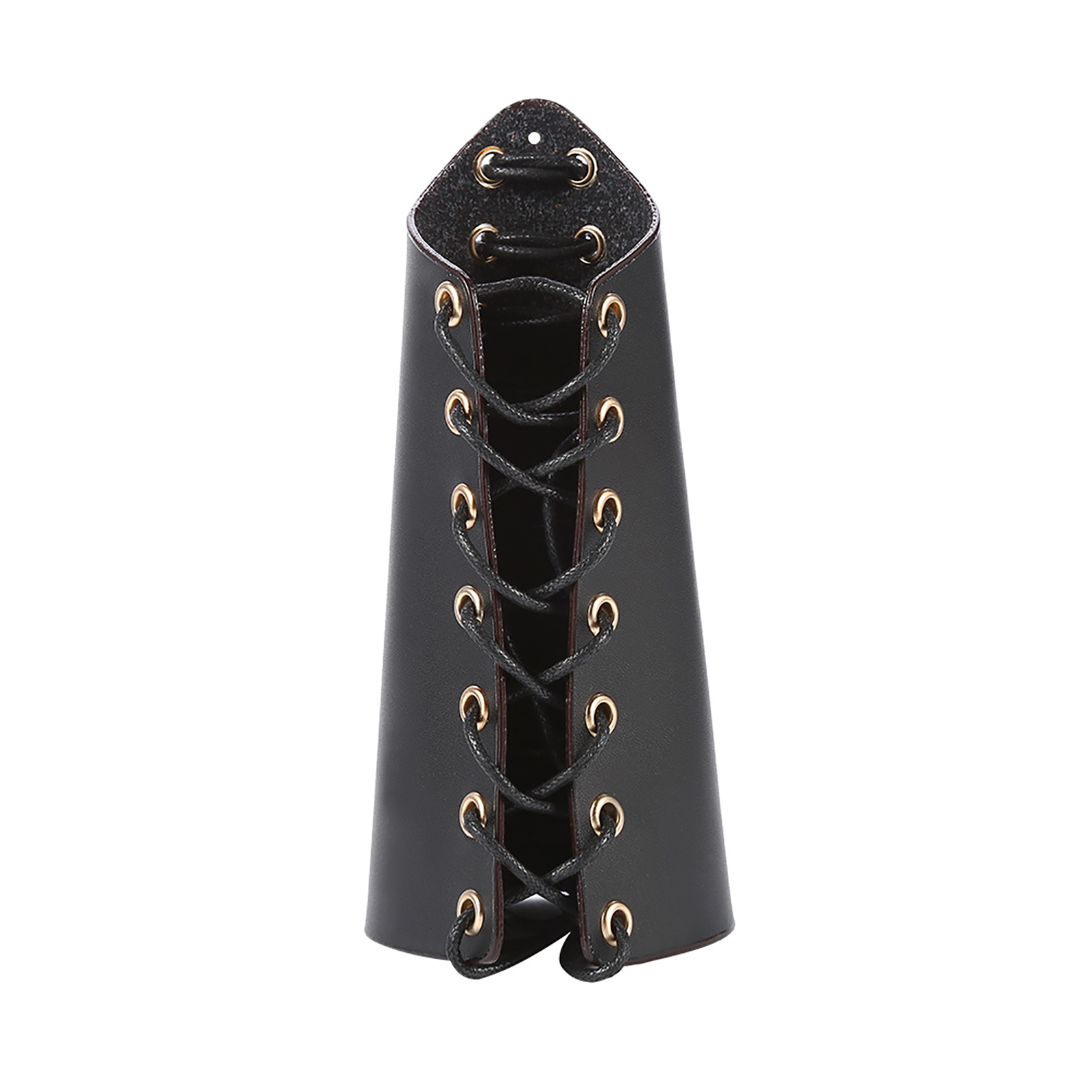 Unisex-Archery-Recurve-Bow-Arm-Guard-Traditional-Cow-Leather-Bracer-for-Longbow thumbnail 11