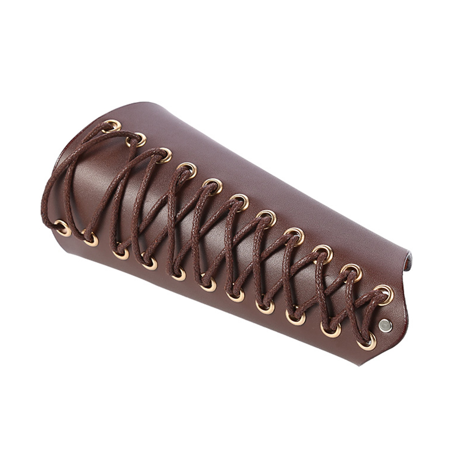 Unisex-Archery-Recurve-Bow-Arm-Guard-Traditional-Cow-Leather-Bracer-for-Longbow thumbnail 13