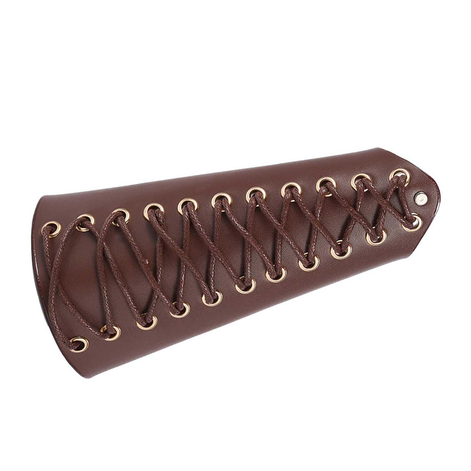 Unisex-Archery-Recurve-Bow-Arm-Guard-Traditional-Cow-Leather-Bracer-for-Longbow thumbnail 14