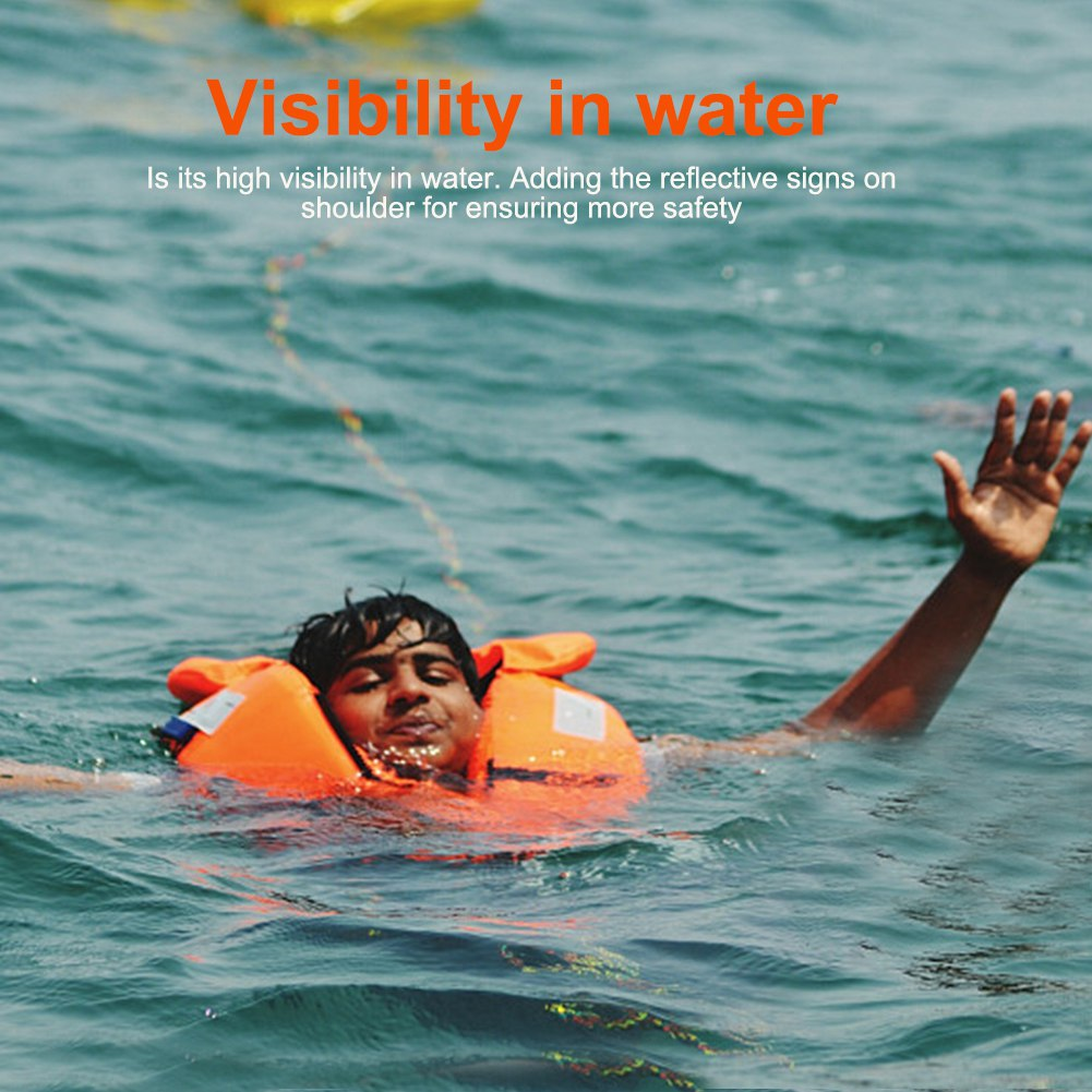 Life-Jacket-Sports-Swimming-Children-Kids-Floating-Swim-Aid-Vest-Buoyancy-Safety thumbnail 14