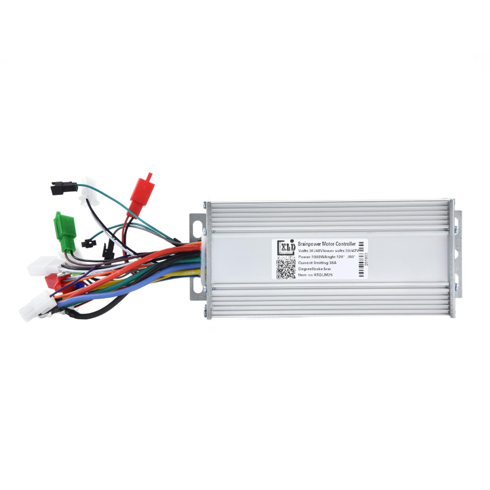 36V-48V-500W-1000W-E-bike-Vehicle-Scooter-Brushless-Motor-Speed-Controller-DY thumbnail 17