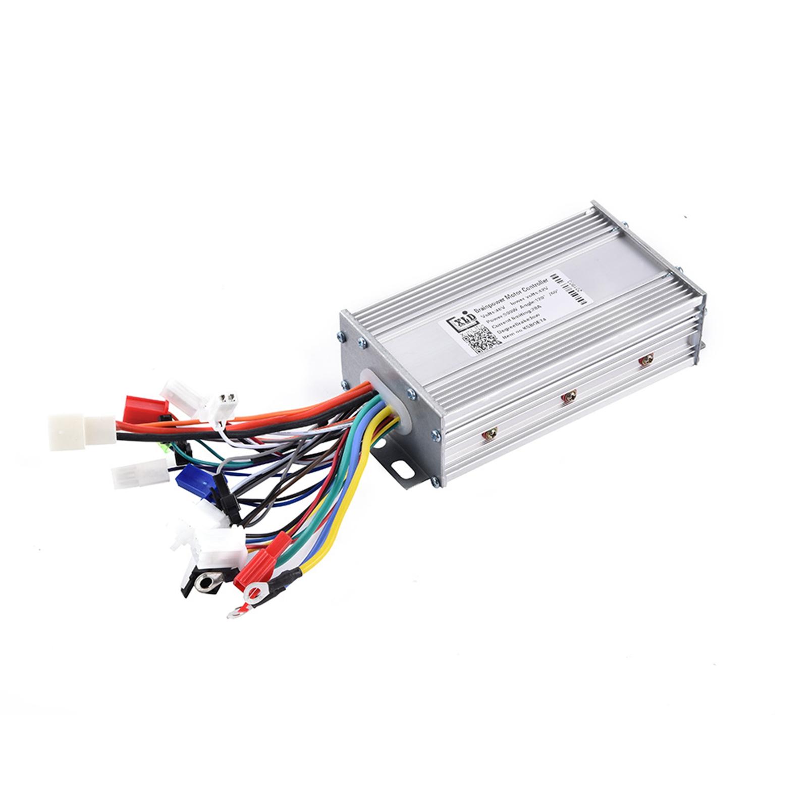 36V-48V-500W-1000W-E-bike-Vehicle-Scooter-Brushless-Motor-Speed-Controller-DY thumbnail 14