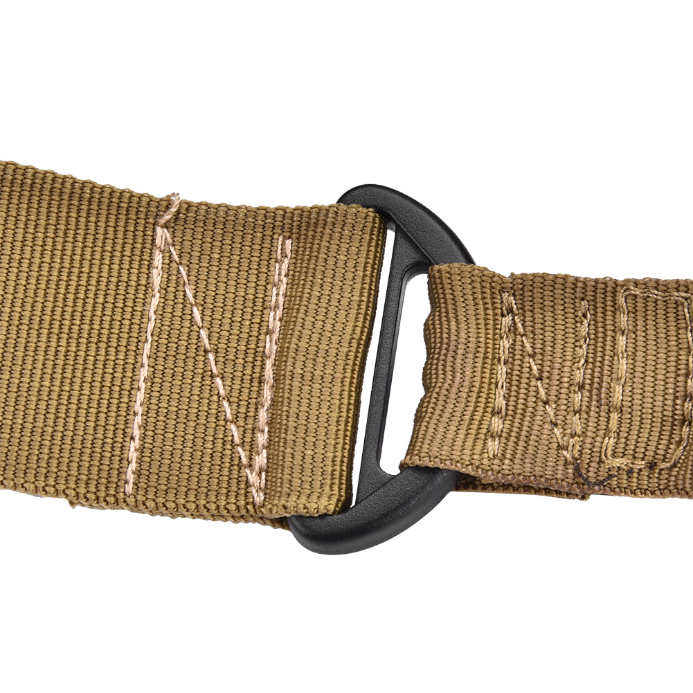 Tactics-1-Point-Single-Bungee-Rifle-Gun-Sling-Strap-Quick-Release-Buckle-JA thumbnail 19