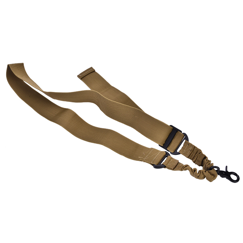 Tactics-1-Point-Single-Bungee-Rifle-Gun-Sling-Strap-Quick-Release-Buckle-JA thumbnail 21
