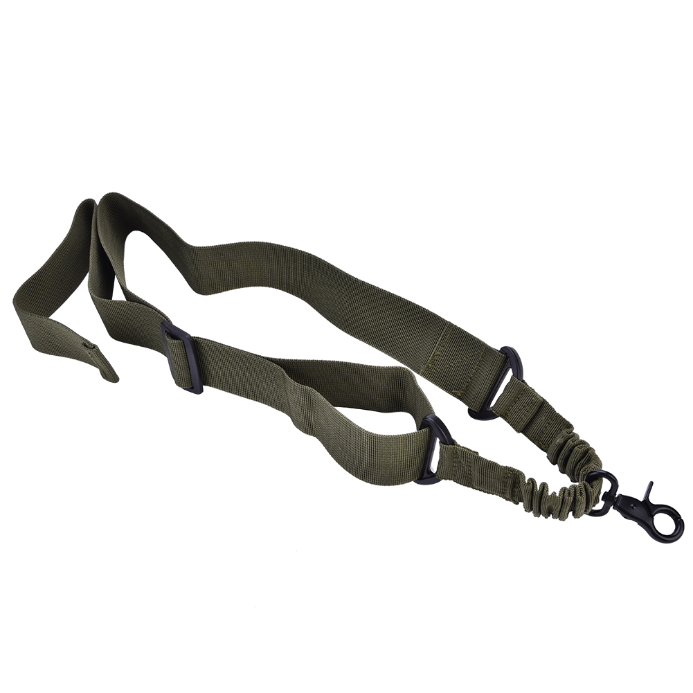 Tactics-1-Point-Single-Bungee-Rifle-Gun-Sling-Strap-Quick-Release-Buckle-JA thumbnail 32