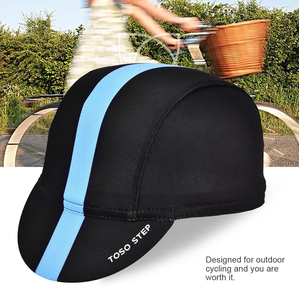 Cycling-Summer-Cap-Mesh-Fabric-Outdoor-Sports-Hats-Running-Sun-Hat-Mesh-One-Size Indexbild 35