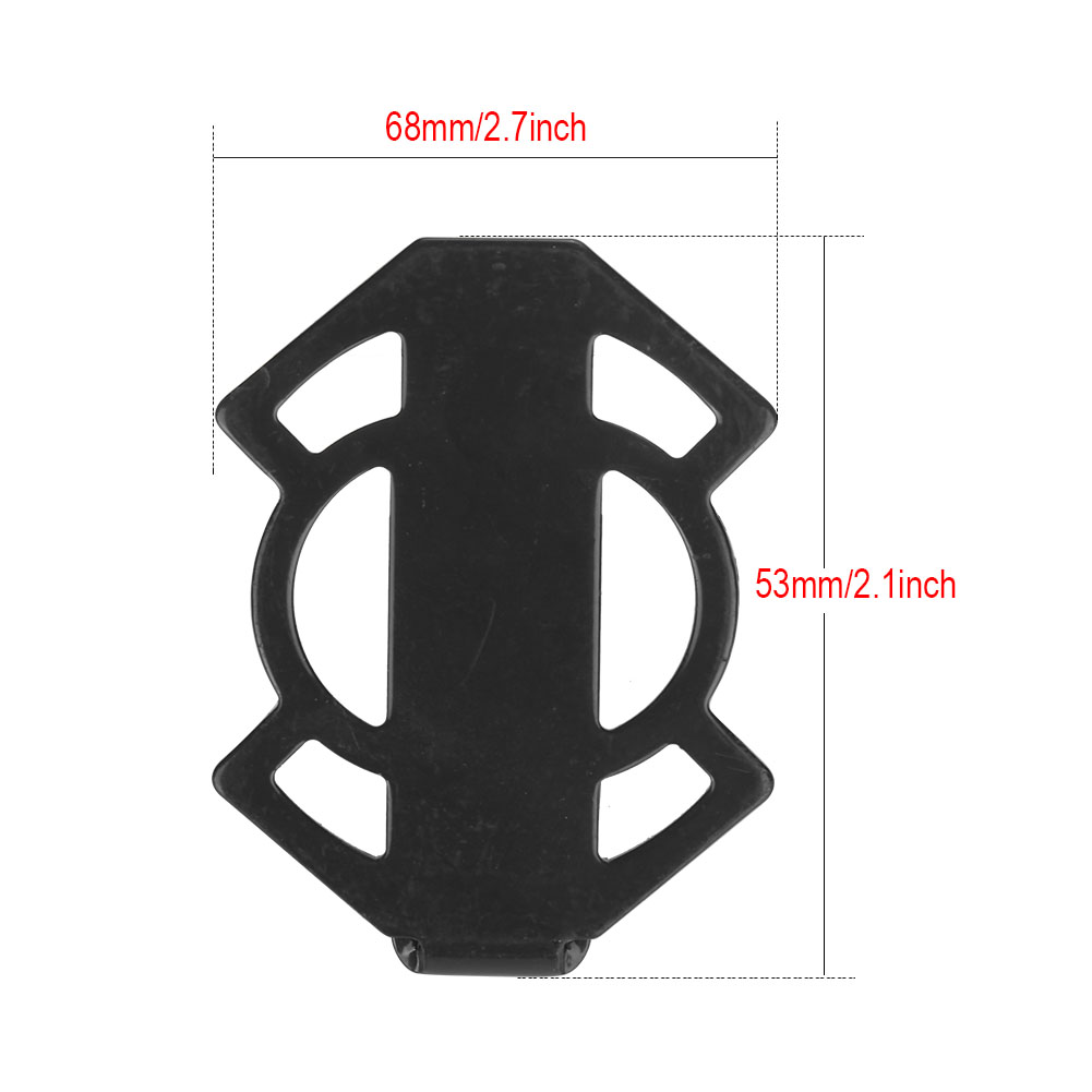 Bicycle-Rear-Foot-Bike-Pedal-Mountain-Road-Cycling-Metal-Back-Stand-Saddle-OB thumbnail 16
