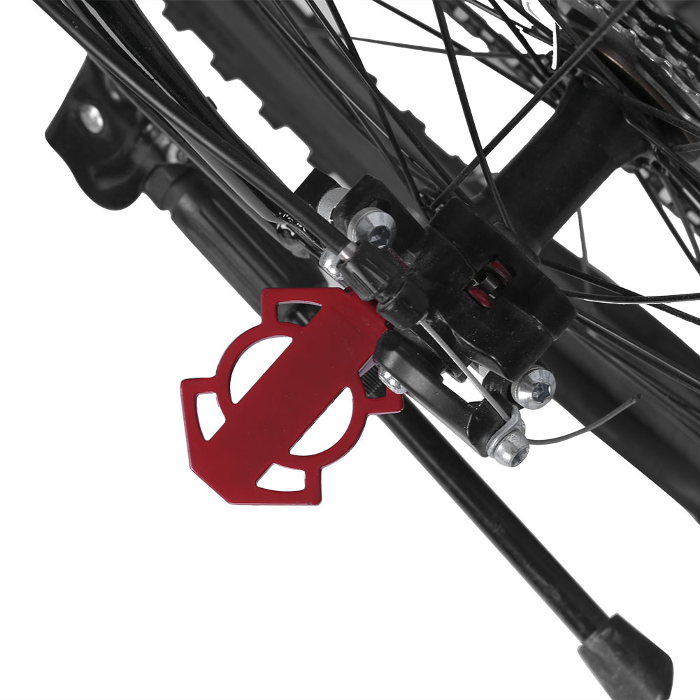 Bicycle-Rear-Foot-Bike-Pedal-Mountain-Road-Cycling-Metal-Back-Stand-Saddle-OB thumbnail 29