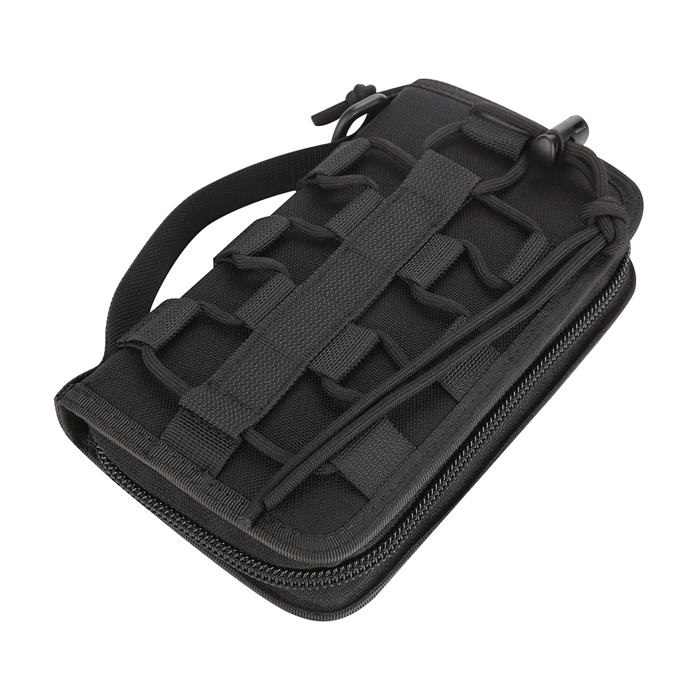 Tactics-Military-Outdoor-Nylon-Hand-Wallet-Credit-Card-Phone-Sports-Pouch-Bag-OB thumbnail 24