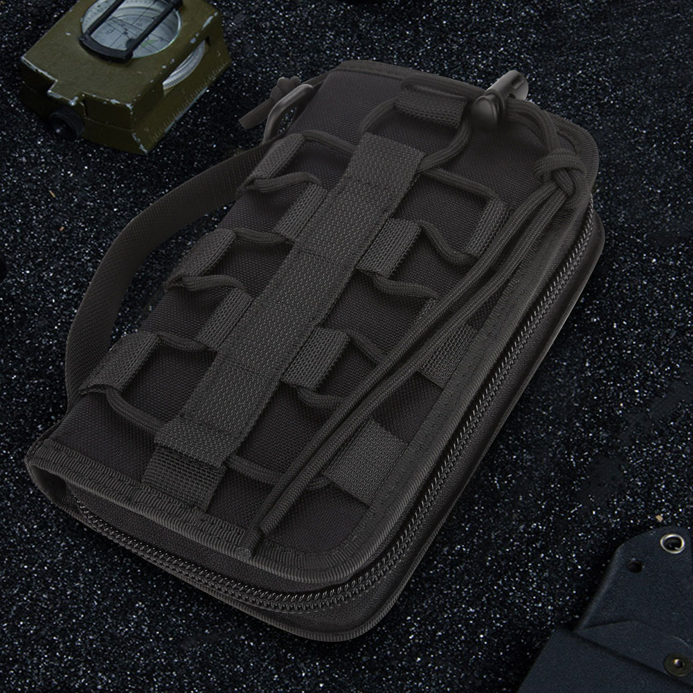 Tactics-Military-Outdoor-Nylon-Hand-Wallet-Credit-Card-Phone-Sports-Pouch-Bag-OB thumbnail 14
