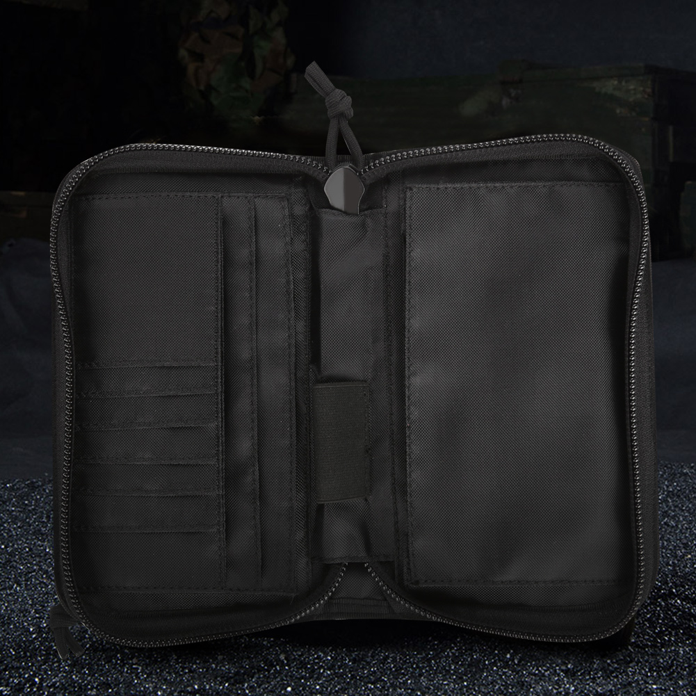 Tactics-Military-Outdoor-Nylon-Hand-Wallet-Credit-Card-Phone-Sports-Pouch-Bag-OB thumbnail 15