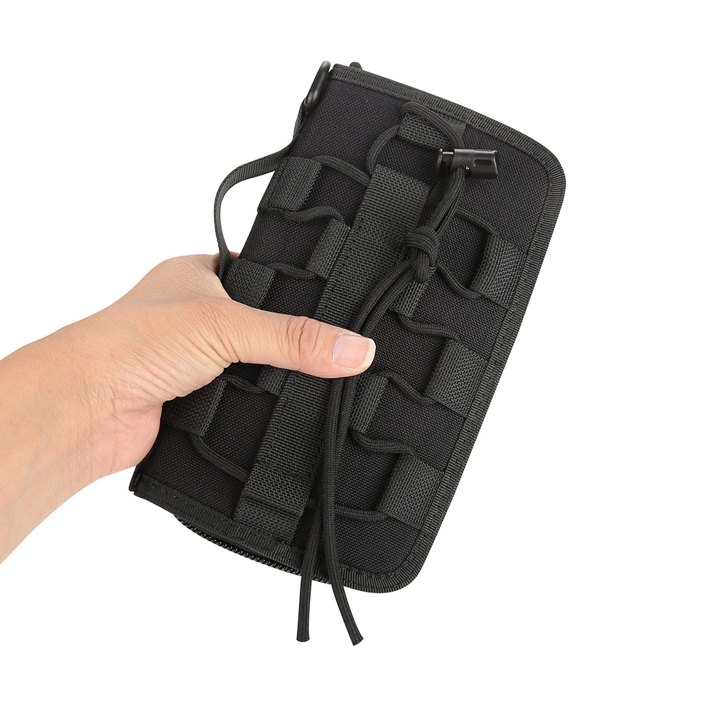 Tactics-Military-Outdoor-Nylon-Hand-Wallet-Credit-Card-Phone-Sports-Pouch-Bag-OB thumbnail 20