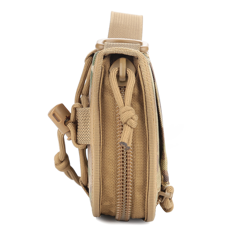 Tactics-Military-Outdoor-Nylon-Hand-Wallet-Credit-Card-Phone-Sports-Pouch-Bag-OB thumbnail 34
