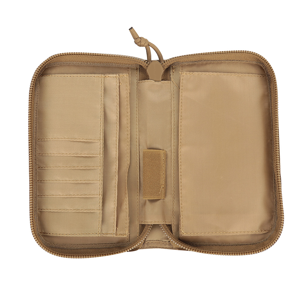 Tactics-Military-Outdoor-Nylon-Hand-Wallet-Credit-Card-Phone-Sports-Pouch-Bag-OB thumbnail 35