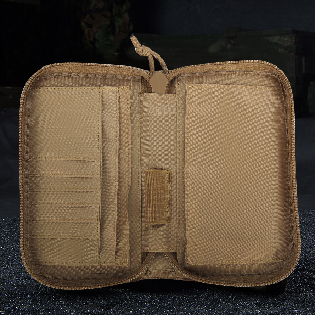 Tactics-Military-Outdoor-Nylon-Hand-Wallet-Credit-Card-Phone-Sports-Pouch-Bag-OB thumbnail 27