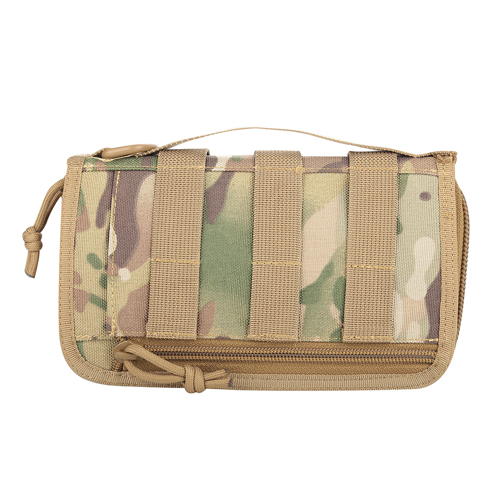 Tactics-Military-Outdoor-Nylon-Hand-Wallet-Credit-Card-Phone-Sports-Pouch-Bag-OB thumbnail 30
