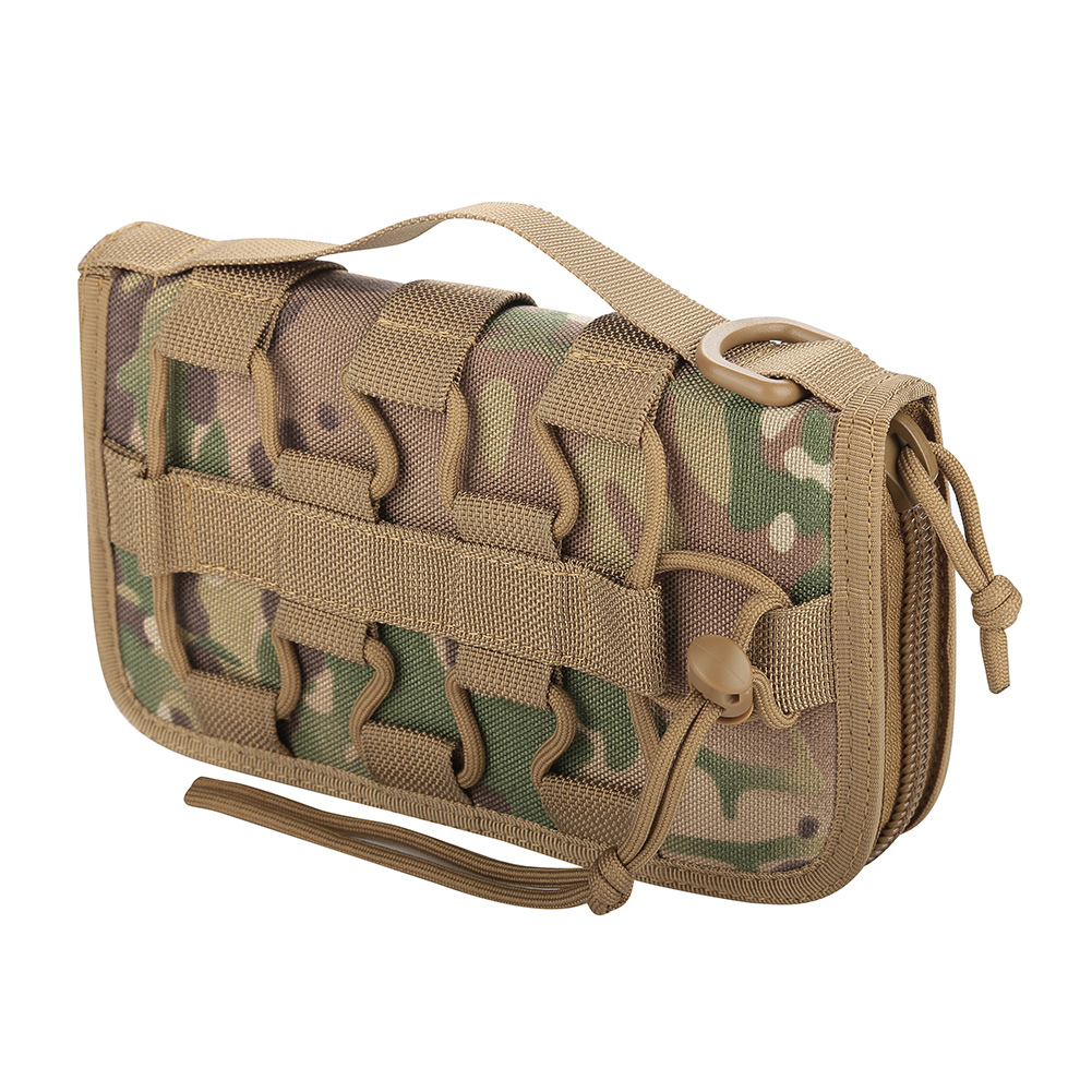 Tactics-Military-Outdoor-Nylon-Hand-Wallet-Credit-Card-Phone-Sports-Pouch-Bag-OB thumbnail 31